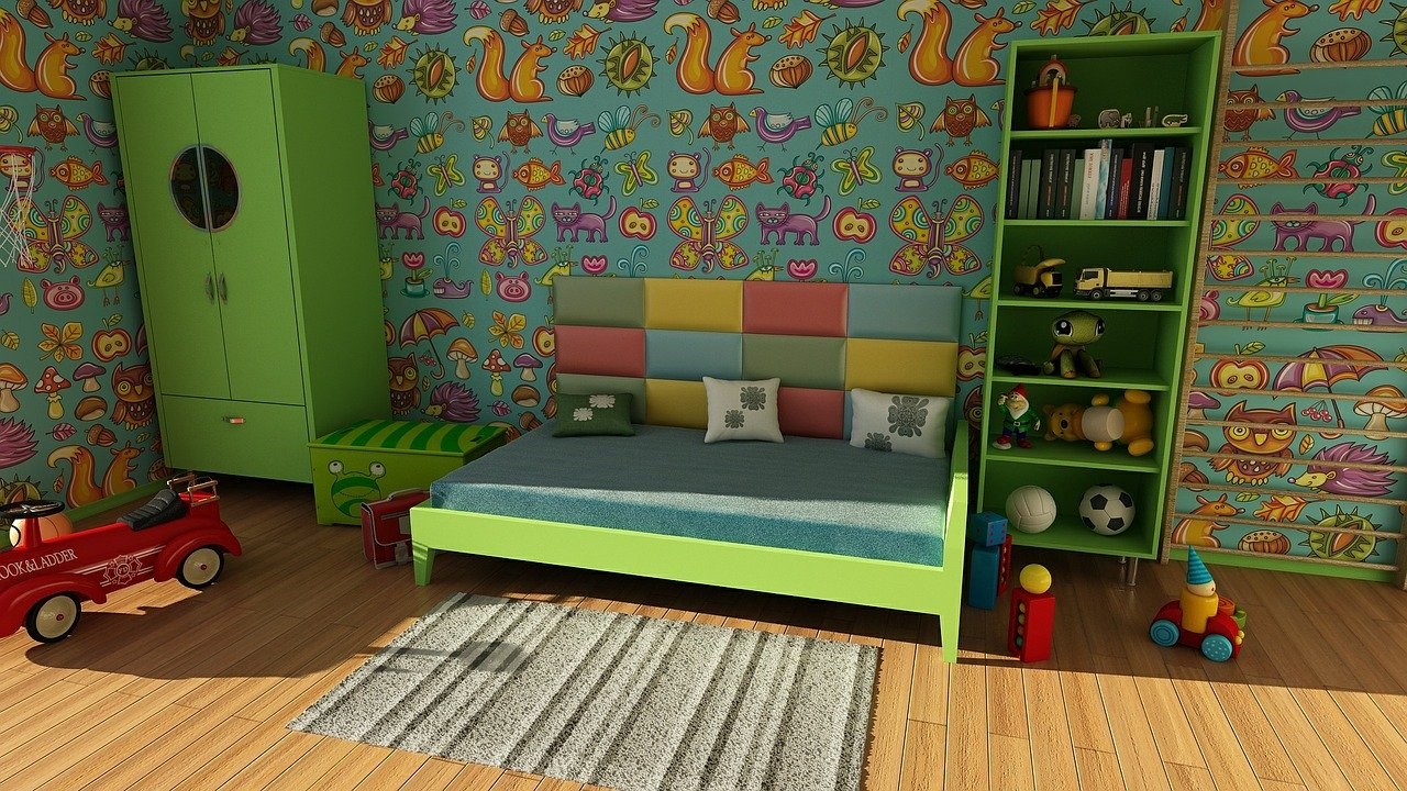 old room of child