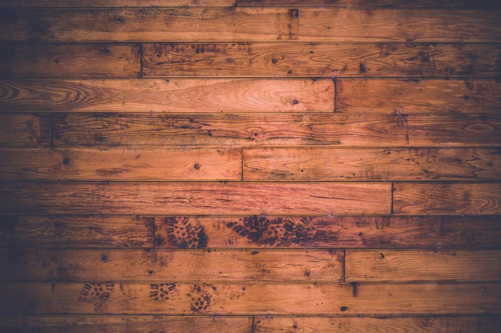 Floor hardwood