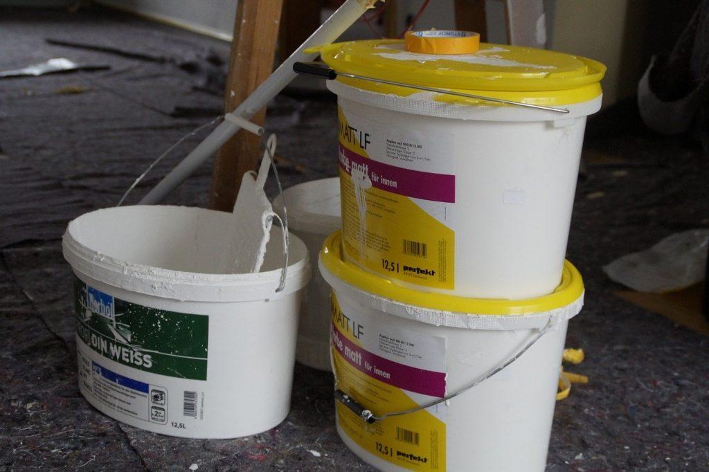 Paint BucketBrush