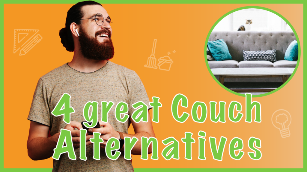 best couch alternatives for your home