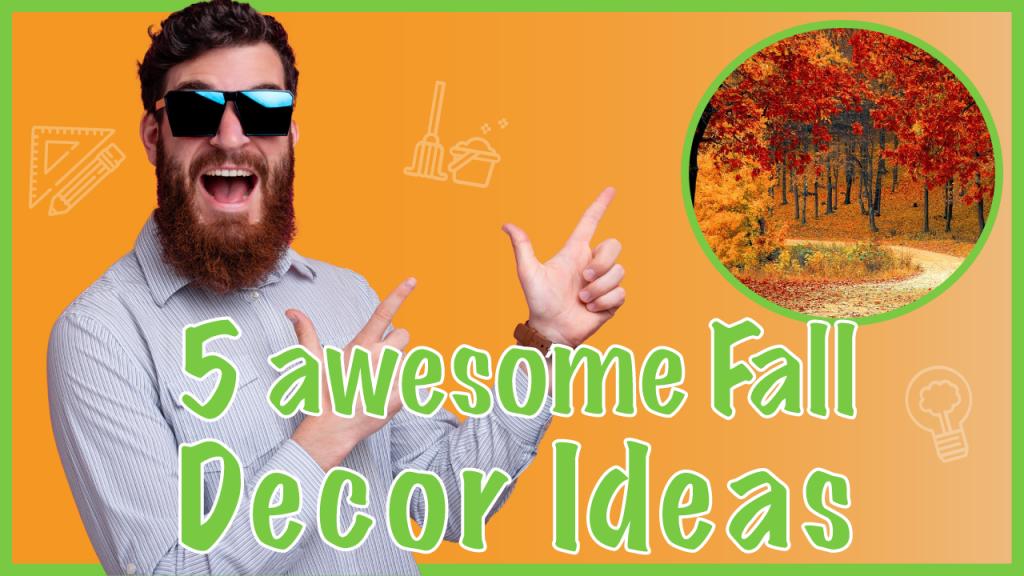 best fall decor ideas