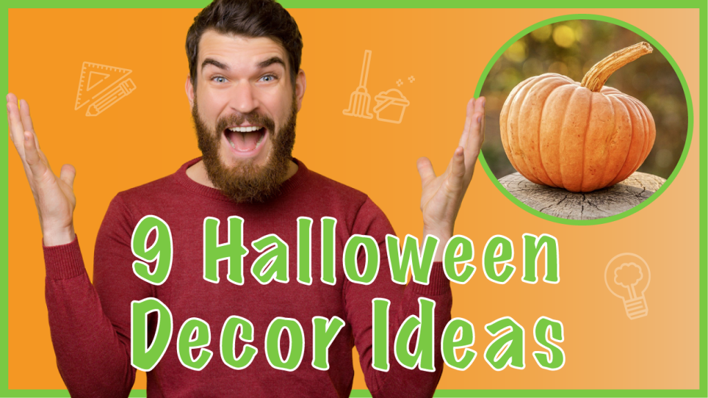 the best decor ideas for halloween