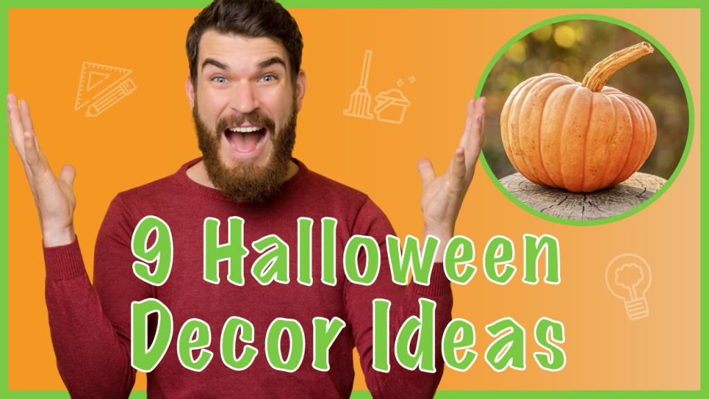 the best decor ideas for halloween