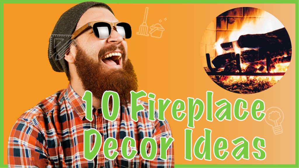 fireplace decor tips